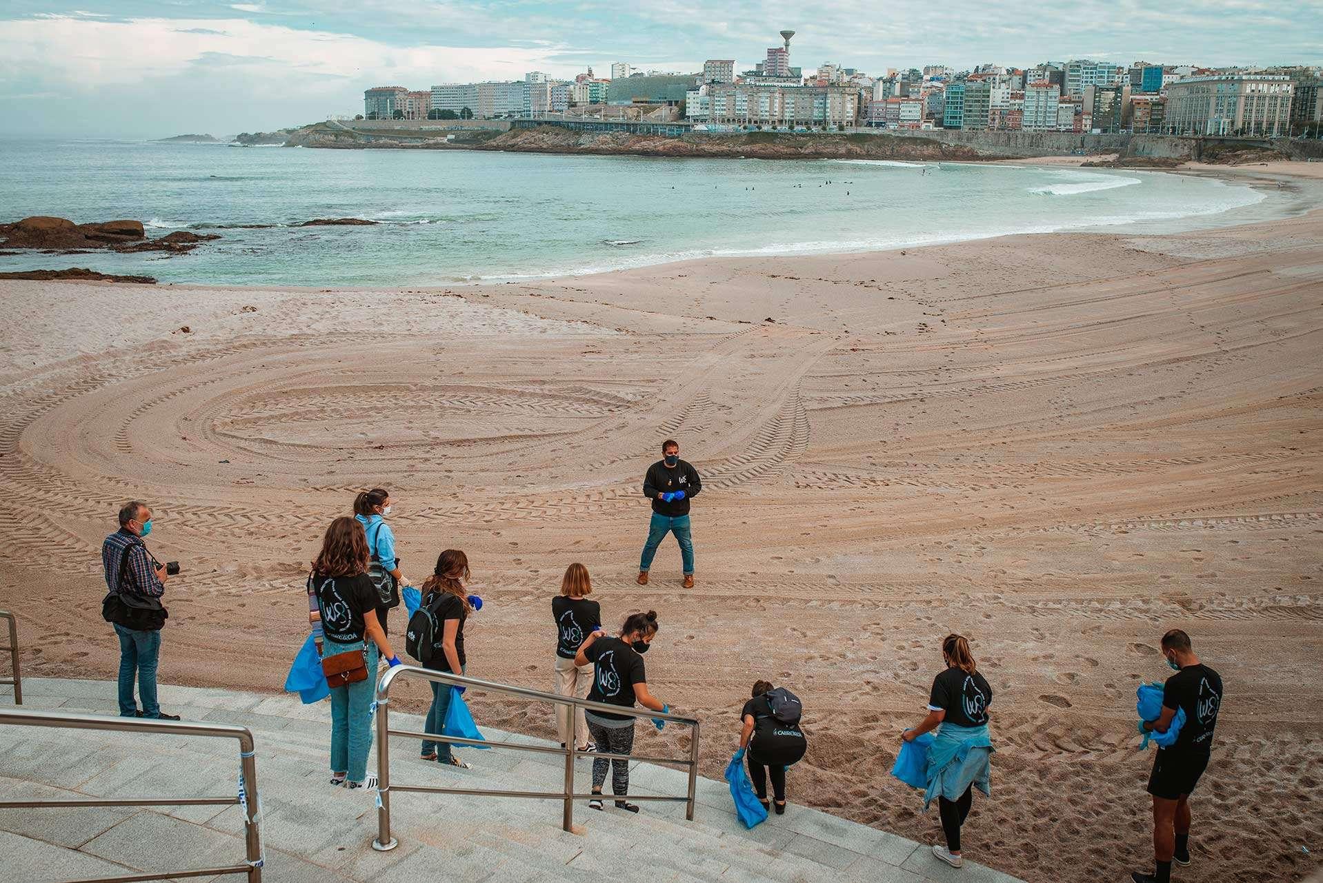 Día Internacional Limpieza de Playas